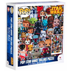 Star Wars: Funko Pop Puzzel 1000 stukjes