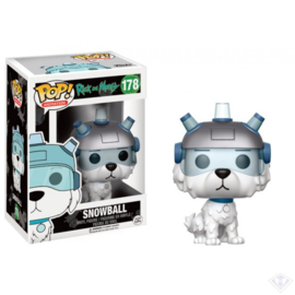 Rick and Morty: Snowball Funko Pop 178