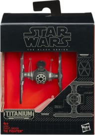 The Black Series: First Order Tie Fighter