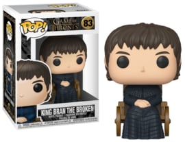 Game of Thrones: King Bran the Broken Funko Pop 83