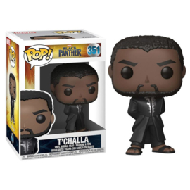 Marvel Black Panther: T'Challa (Black Robe) Funko Pop 351