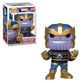 Marvel: Thanos (Holiday) Funko Pop 533