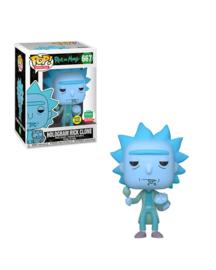 Rick and Morty: Hologram Rick Clone Funko Pop 667