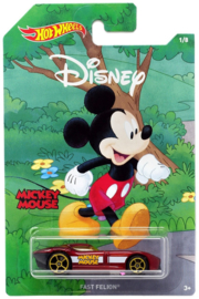 Disney: Mickey Mouse Hot Wheels