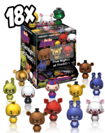 Five Nights at Freddy's Pint Size Heroes 18 Pack