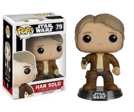 Star Wars Han Solo Funko Pop 79