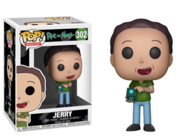 Rick and Morty: Jerry Funko Pop 302