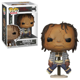 Scary Stories to tell in the Dark: Harold Funko Pop 847