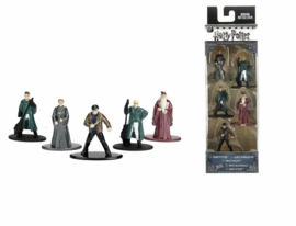 Harry Potter Nano Metalfgis 5 Pack