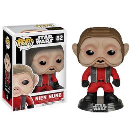 Star Wars Nien Nunb Funko Pop 82