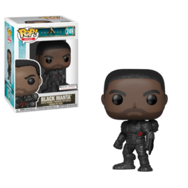 DC Aquaman: Black Manta (Unmasked) Funko Pop 249