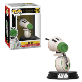 Star Wars: D-0 Funko Pop 312