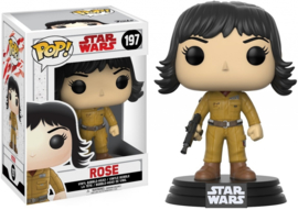 Star Wars: Rose Funko Pop 197