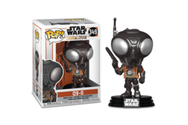 Star Wars The Mandalorian: Q9-0 Funko Pop 349