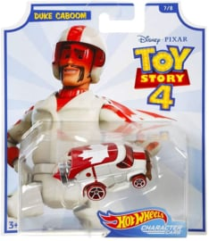 Toy Story 4: Duke Caboom Hot Wheels