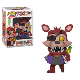 Five Nights at Freddy's: Rockstar Foxy Funko Pop 363