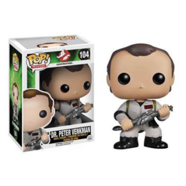 Ghostbusters: Dr. Peter Venkman Funko Pop 104
