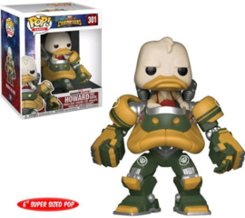 Marvel Contest of Champions Super Sized: Howard the Duck Funko Pop 301