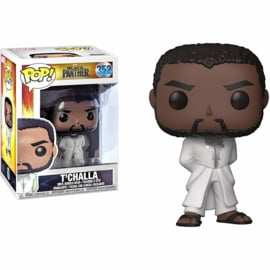 Marvel Black Panther: T'Challa Funko Pop 352