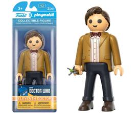 Funko x Playmobil: Eleventh Doctor Figuur