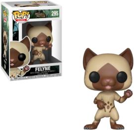 Monster Hunter: Felyne Funko Pop 295