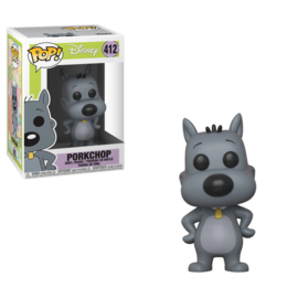 Disney Doug: Porkchop Funko Pop 412
