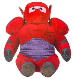 Disney Big Hero 6: Baymax (Red Suit) Knuffel