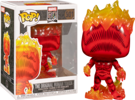 Marvel 80 years: The Original Human Torch Funko Pop 501