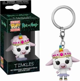 Rick and Morty: Tinkles Pocket Pop Keychain
