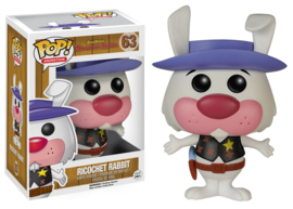 Ricochet Rabbit: Ricochet Rabbit Funko Pop 63