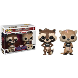Marvel Guardians of the Galaxy: Rocket and Lylla Funko Pop 2 Pack