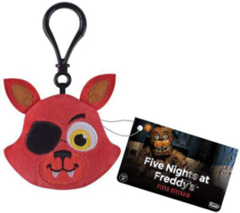 Five Nights at Freddy's: Foxy the Pirate Fox Pluche Sleutelhanger