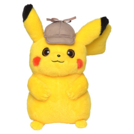 Pikachu Detective Pikachu Knuffel