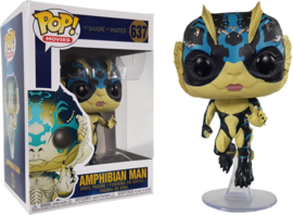 The Shape of Water: Amphibian Man Funko Pop 637
