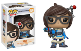 Overwatch: Mei Funko Pop 180