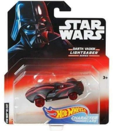 Star Wars:  Darth Vader (Lightsaber) Hot Wheels