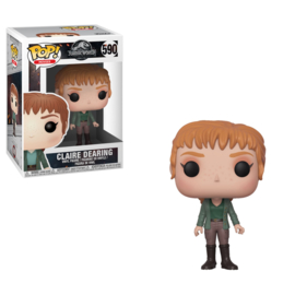 Jurassic World: Claire Dearing Funko Pop 590