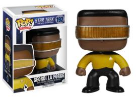 Star Trek: Geordi La Forge Funko Pop 192