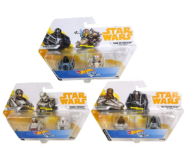 Star Wars Battle Rollers 2 Pack