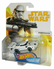 Star Wars Solo: Stormtrooper Hot Wheels