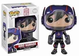 Disney Big Hero 6: Hiro Hamada Funko Pop 109