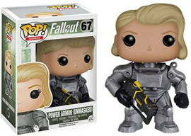 Fallout: Power Armor (Unmasked) Funko Pop 67