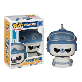 Penguins of Madagascar: Short Fuse Funko Pop 165