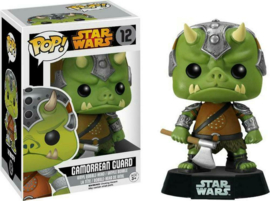Star Wars: Gamorrean Guard Funko Pop 12