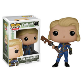 Fallout: Lone Wanderer (Female) Funko Pop 48