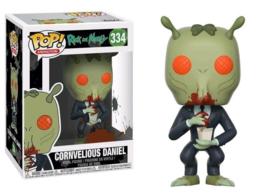 Rick & Morty: Cornvelious Daniel Funko Pop 334