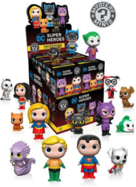 Dc Superheroes Mystery Mini