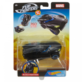 Marvel Hot Wheels Flip Fighters: Black Panther