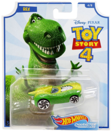 Toy Story 4: Rex Hot Wheels