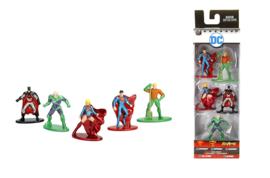 DC Comics Nano Metalfigs 5 Pack